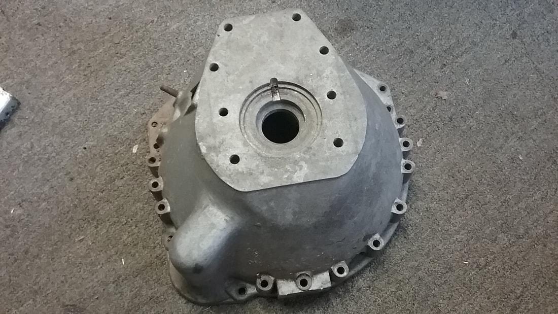 Jaguar E type gearbox reverse idler shaft C20052